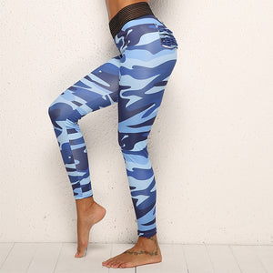 TRAINING TROUSERS POCKET LEGGING