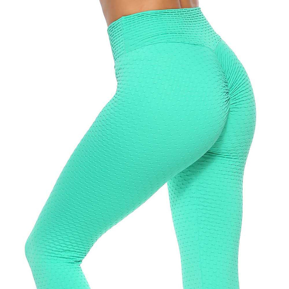 Seamless Leggings Sport Women Fitness Sexy 3D Jacquard High Waist Joga Pants Gym Workout Scrunch Butt Booty Push Up Leggins