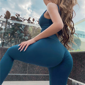 Push Up Joga Pants Women Sports Clothes Scrunch Gym Fitness Squat Proof Leggings Running High Waist Leggins Butt Lif Sport pants