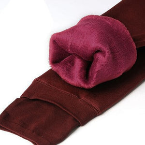 Women's Winter Warm Thick Velvet Legging