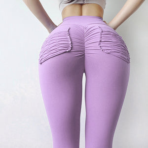 WOMEN'S SEXY HIGH WAIST POCKET LEGGING