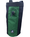 Green & Black Industrial Chalk Bag - 10""