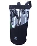 "Industrial Chalk Bag - 10"" - Green Urban Camo"