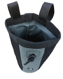 "Industrial Chalk Bag - 10"" - Gray Black"
