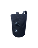 "Industrial Chalk Bag Mini - 7"" - Black"
