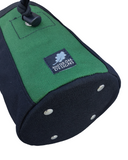 Green & Black Industrial Chalk Bag Mini - 7""