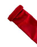 Red Cordura & Fleece Bow Sock