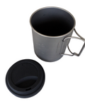 Silicon Pot Sipper Lid