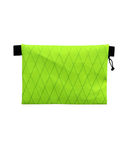 "Safety Yellow Ultralight X-Pac VX25 Zipper Pouch - 5""x7"""