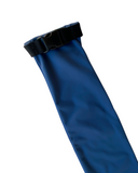 Blue Softshell Fleece Bow Sock