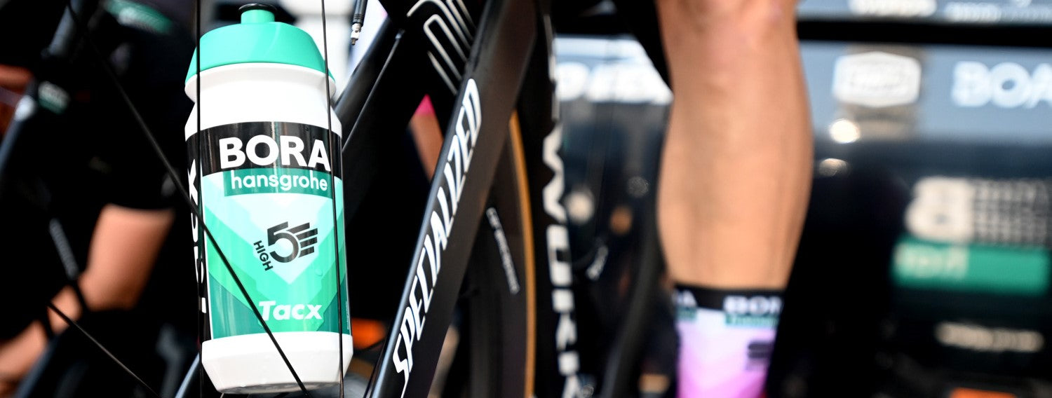 BORA-hansgrohe water bottle