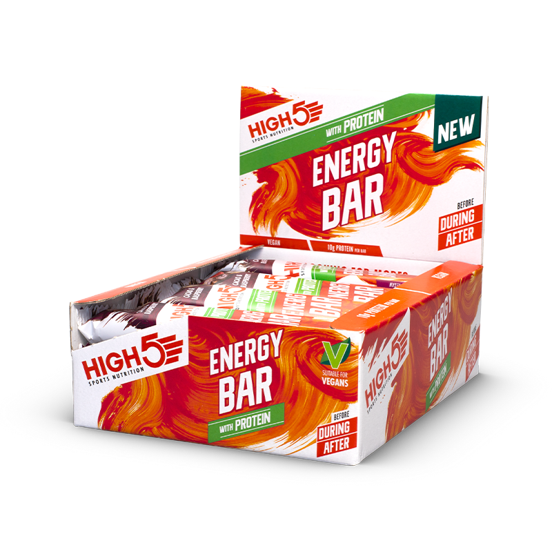 Energy Bar with Protein