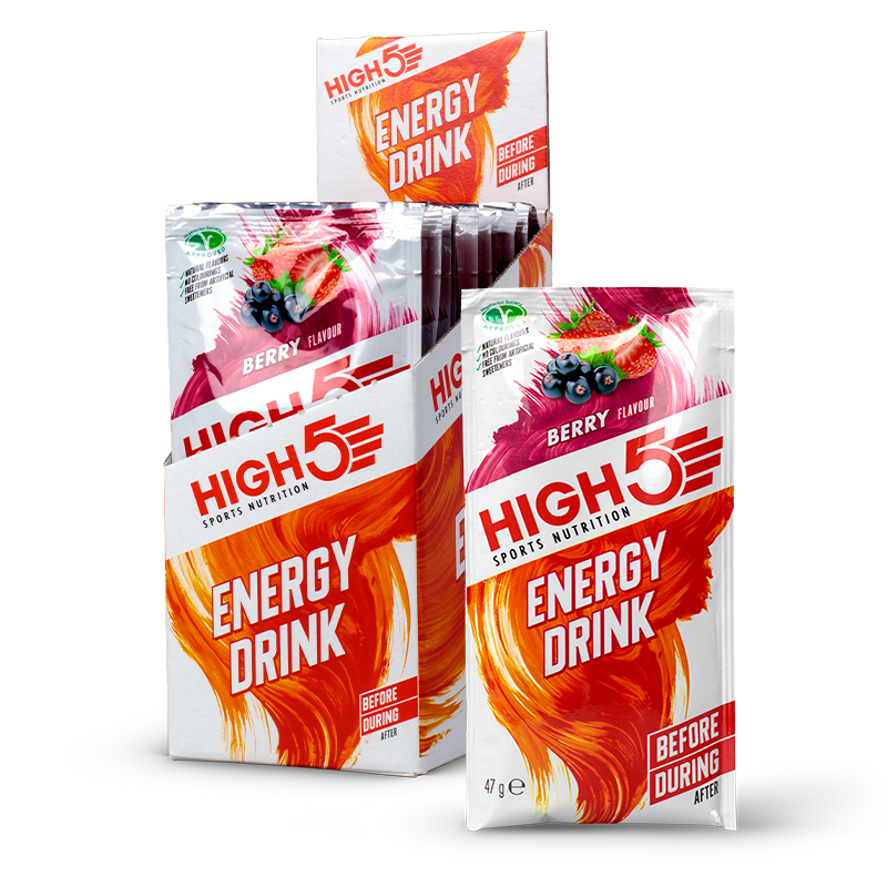 High 5 Energy Source 12 x 47 g Summer fruits