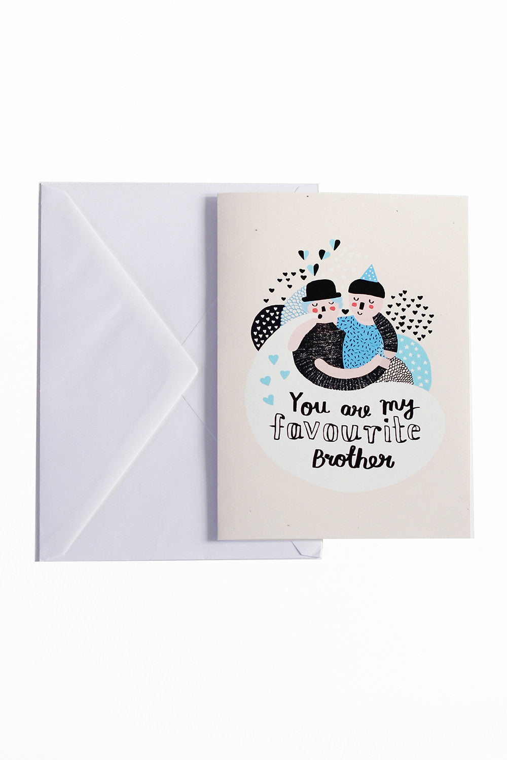 Favorite Brother - cards