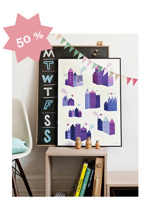 SALE - Houses - poster