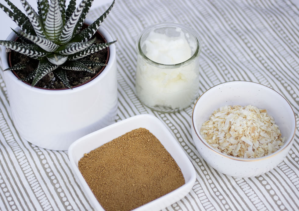 Crazy for COCONUT. Meet Our Ingredients: Coconut Sugar + Coconut Oil