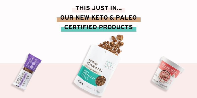 Our Keto + Paleo Certifications are Here!