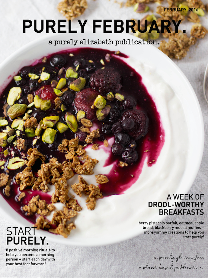THE PURELY FEBRUARY MAGAZINE 2016