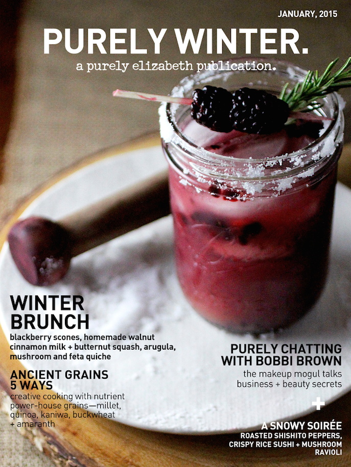 THE PURELY WINTER MAGAZINE 2015