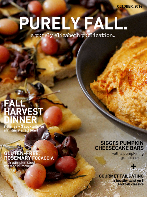 THE PURELY FALL MAGAZINE 2014