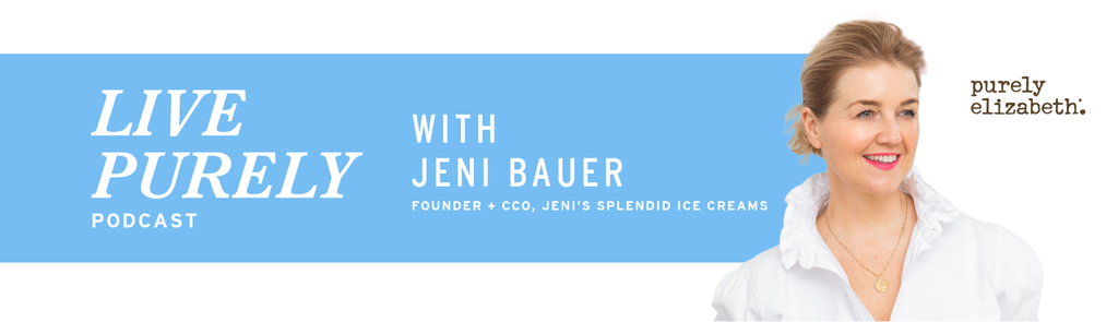 Live Purely with Jeni Bauer