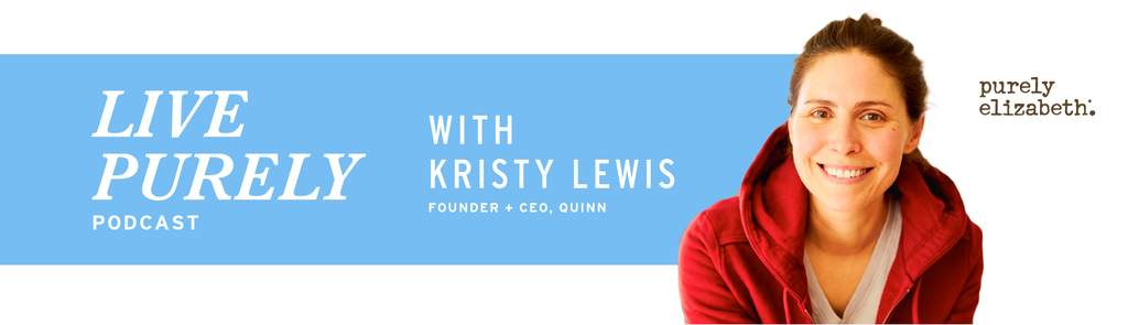 Live Purely with Kristy Lewis