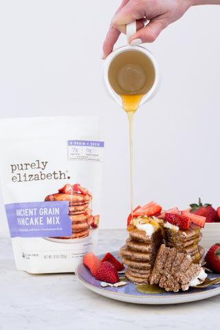 Purely Elizabeth Ancient Grain Pancake Mix