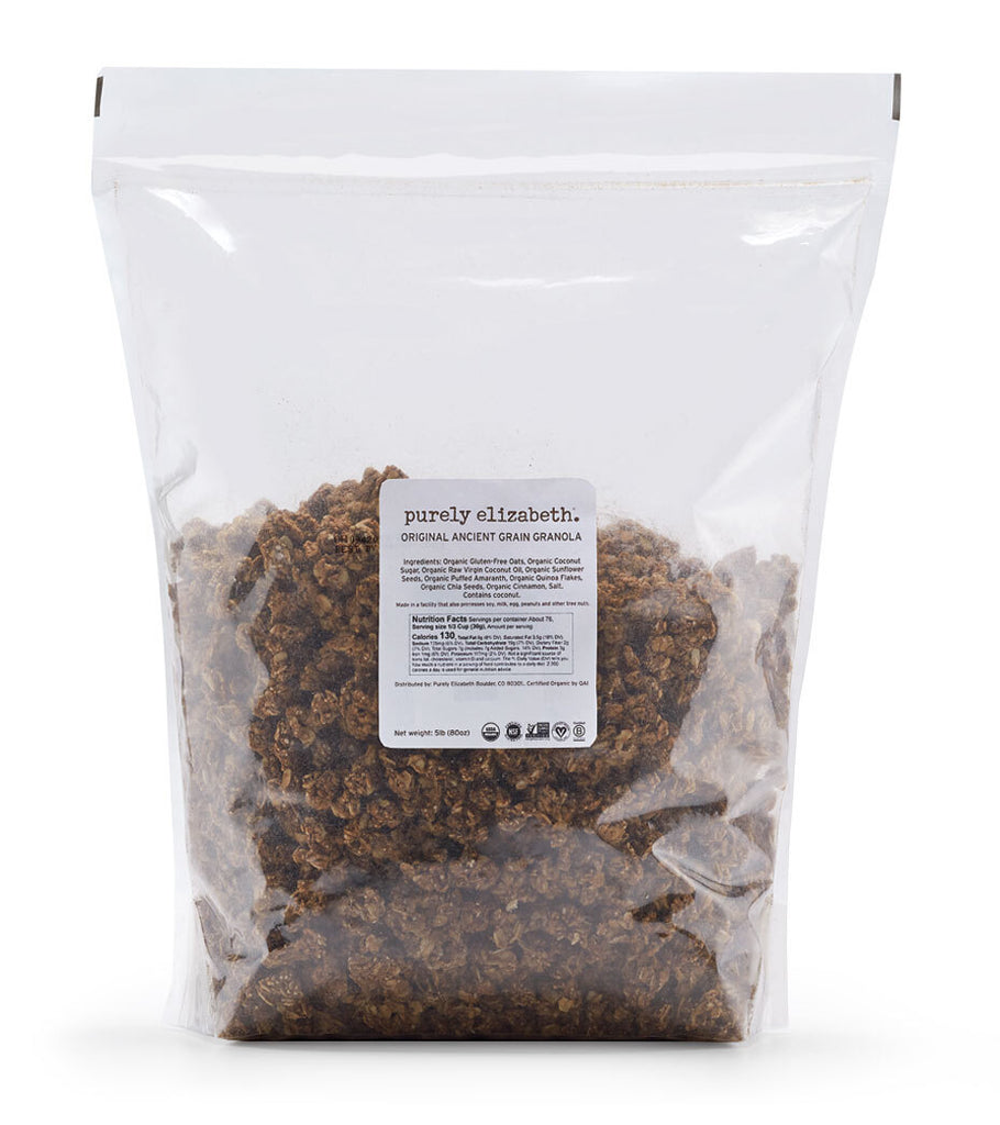 5lb Bulk ORIGINAL ANCIENT GRAIN GRANOLA
