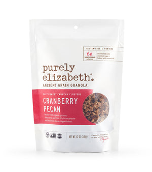 Cranberry Pecan Ancient Grain Granola