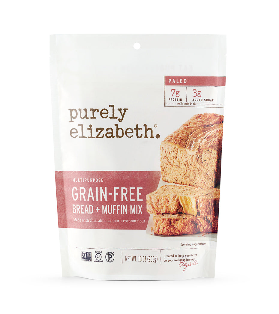 GRAIN-FREE BREAD & MUFFIN MIX