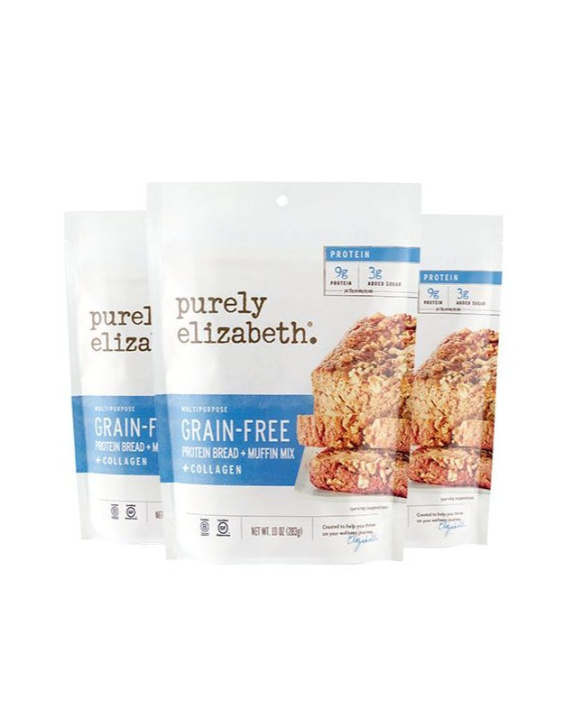 Grain-Free Protein + Collagen Bread & Muffin Mix