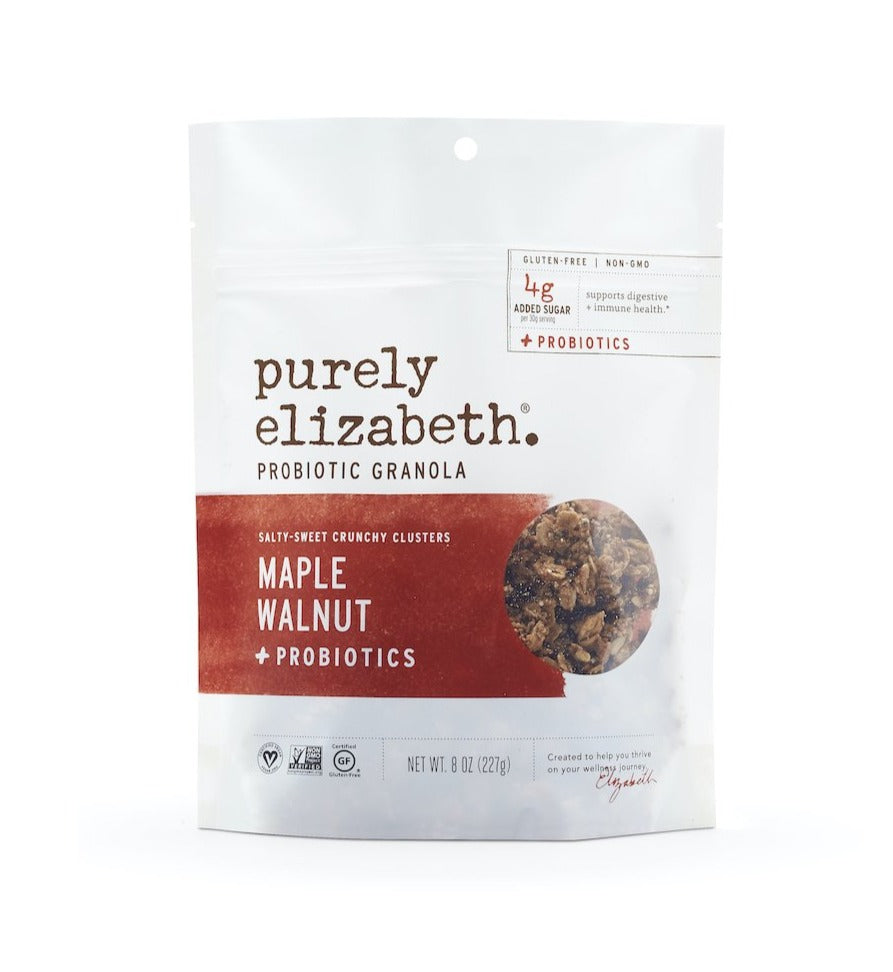 Maple Walnut Probiotic Granola