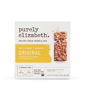Purely Elizabeth Original Ancient Grain Granola Bar