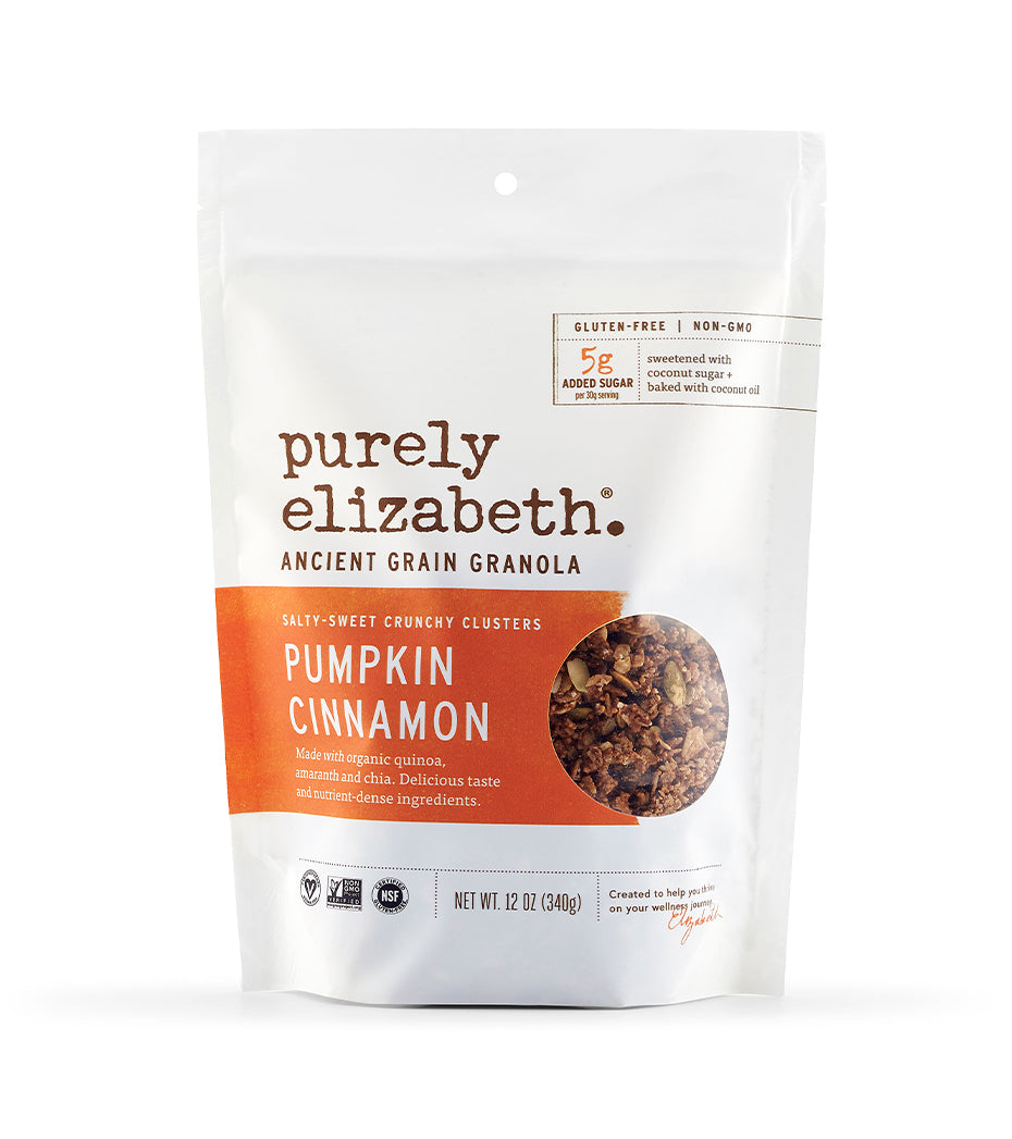 Pumpkin Cinnamon Ancient Grain Granola