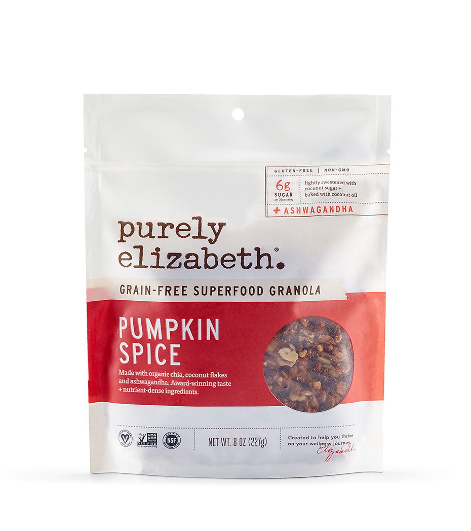 Pumpkin Spice Grain-Free Superfood Granola