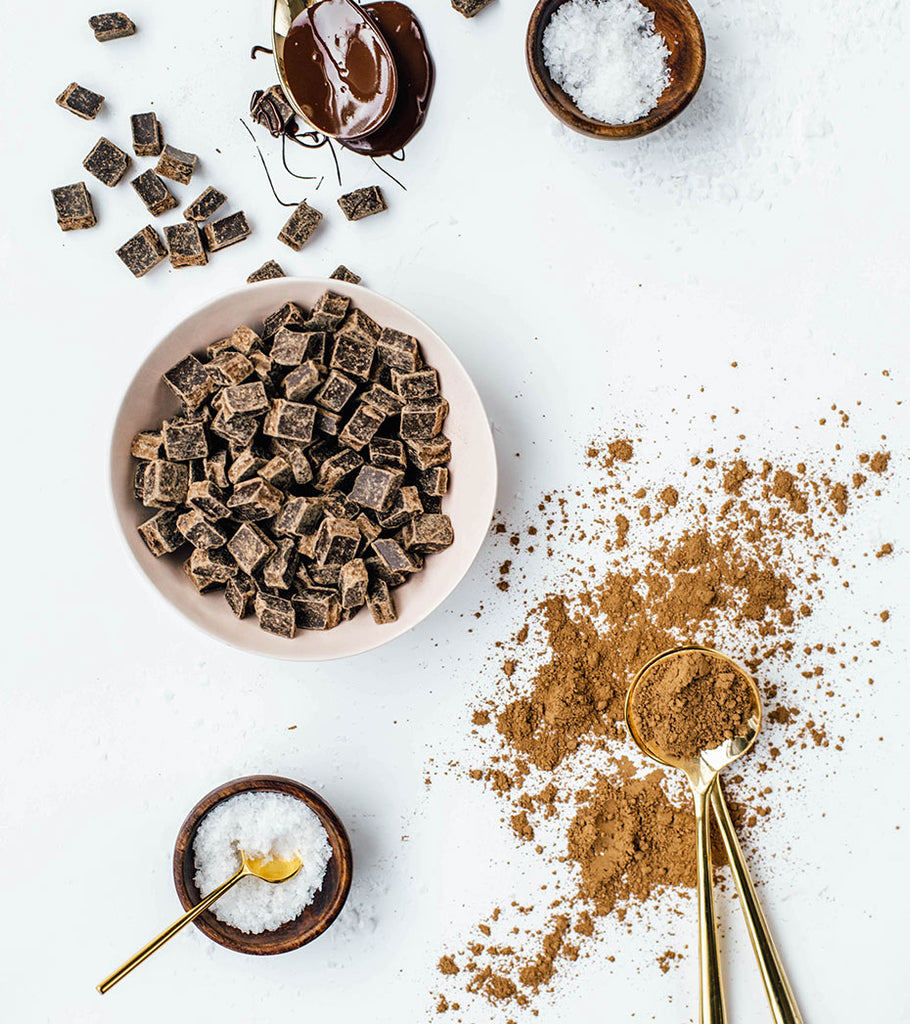 Chocolate Sea Salt Whole Food Nut + Seed Bar