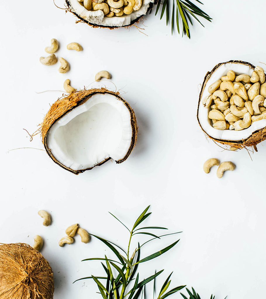 Coconut Cashew Whole Food Nut + Seed Bar
