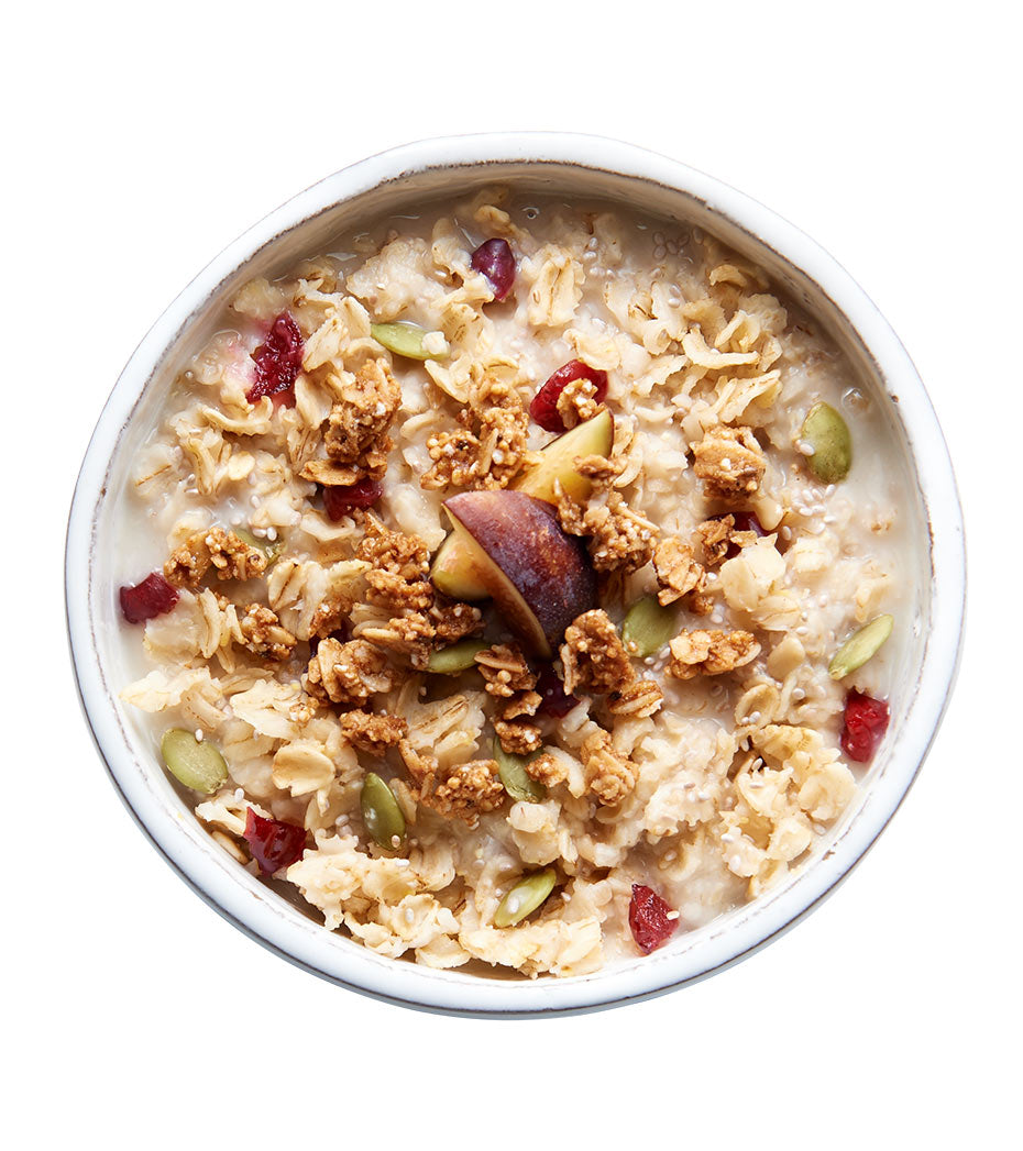 Cranberry Pumpkin Seed Superfood Oats