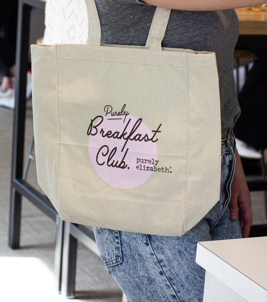 Breakfast Club Tote