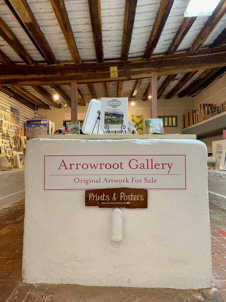 ARROWROOT POP-UP SHOP