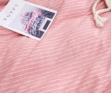 Load image into Gallery viewer, [PRESALE] 4-in-1 Bundle Pink Thin Stripes