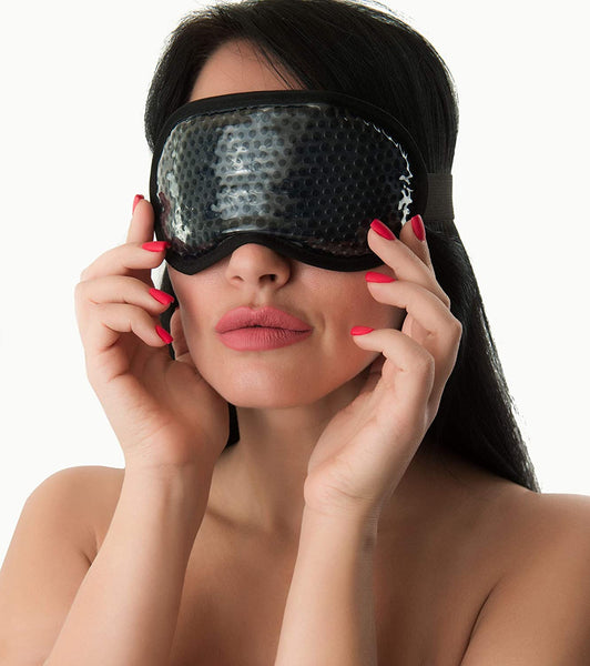 Cool Gel Eye Mask for Headaches & Migraines