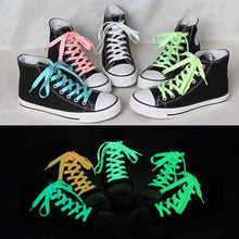 Load image into Gallery viewer, Luminous Glow In The Dark Shoelaces