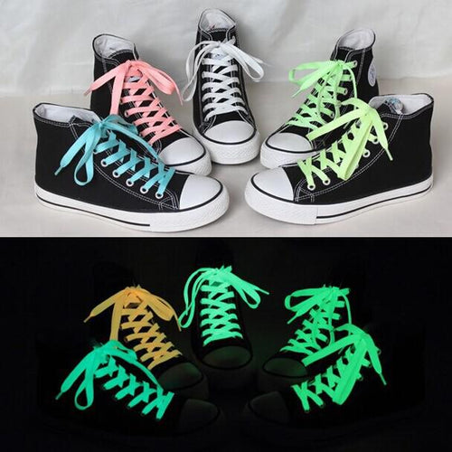 Luminous Glow In The Dark Shoelaces