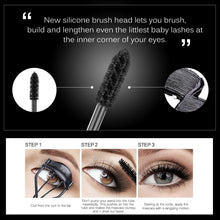 Load image into Gallery viewer, 4D Silk Fiber Eyelash Mascara (Waterproof Extension Thick Long Curling Eyelash) - Wonder-mart.com