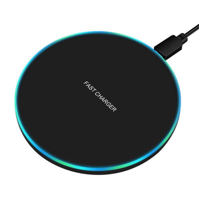 Universal Circular Wireless Fast Charger(50% Off & Free shipping worldwide) - Wonder-mart.com