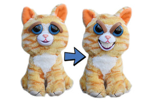 Buy Feisty Pets Funny Face Changing Soft Toys 50% OFF & Free Shipping