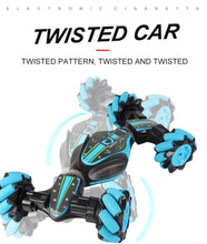 Load image into Gallery viewer, Gesture Sensing Twisting Stunt Remote Control RC Car Offroad Truck - Wonder-mart.com