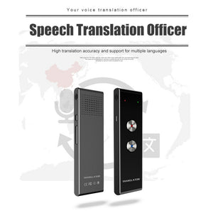 Foreign Language Translator Real Time Two Way Smart Language Translator