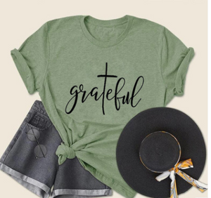 Grateful Christian T-shirt